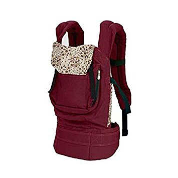 OrangeTag Cotton Baby Carrier Infant Comfort Backpack Buckle Sling Wrap Fashion