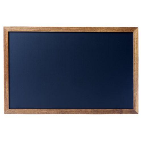 Cedar Markers 17″x11″ Chalkboard With Wooden Frame