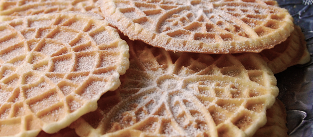Non-stick Pizzelle Makers