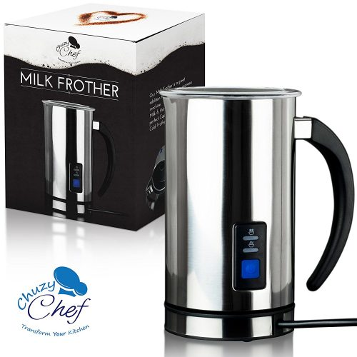 Automatic Electric Milk Frother & Warmer - Hot Chocolate Maker