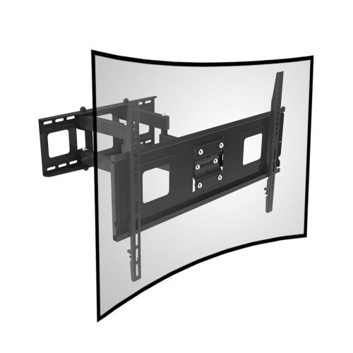 Fleximounts Curved TV Wall Mount - Curved TV Wall Mounts