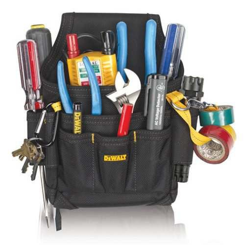 DEWALT DG5103 Small Maintenance Electricians Tool Bag - Best Electrician Tool Bags