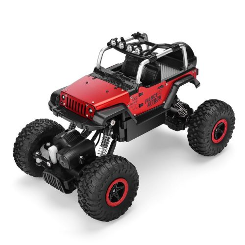 Ahahoo RC Cars 1/18 Remote Control Off-road [2.4 GHz 4 WD] Vehicle
