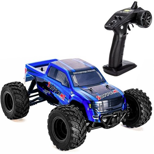 Distiant 1:12 RC Car 4WD [with 35/h 2.4Ghz Radio Control] Vehicle With LED Night Vision - Off-Road Remote Control Car and Truck Toy