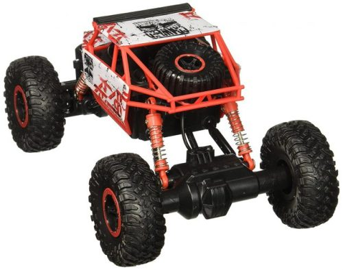 Click N' Play Remote Control 4WD [2.4 GHz] Red Car