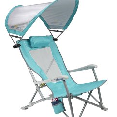 Reclining Beach Chairs Sheepskin Covers For Recliner Top 10 Chair In 2019 Highly Recommend Gci Waterside Sunshade Folding With Adjustable Spf Canopy