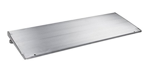 Prairie View Industries ATH1232 Adjustable Threshold Ramp, 12 Inch X 32 Inch, 6 Lbs