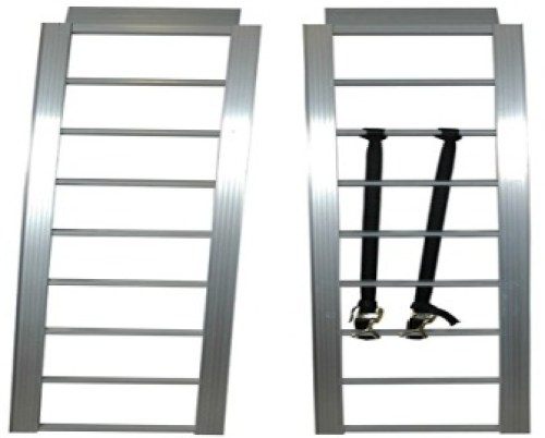 "Highland (1120500) 69"" Aluminum Straight Loading Ramp – Pair"