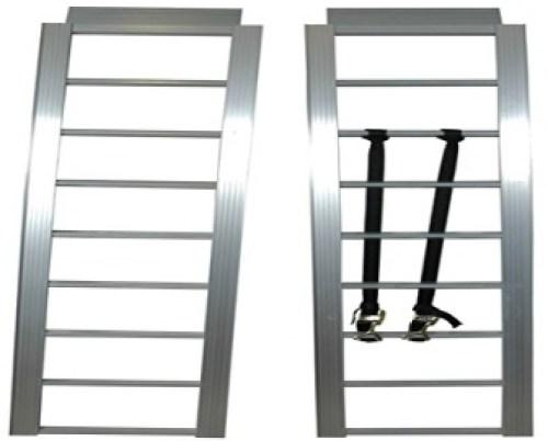 "Highland (1120500) 69"" Aluminum Straight Loading Ramp – Pair"