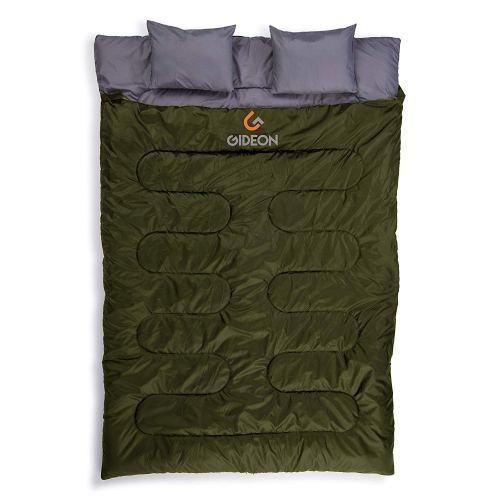 Double Sleeping Bag- Gideon - Double Sleeping Bags
