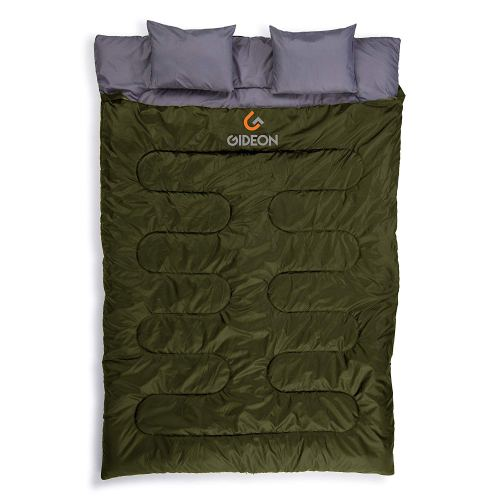 Double Sleeping Bag- Gideon - Double Sleeping Bags