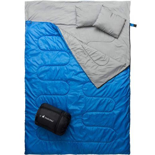 Camping Sleeping Bag- MalloMe