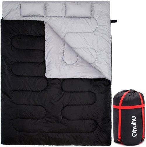 Double Sleeping Bag- Ohuhu