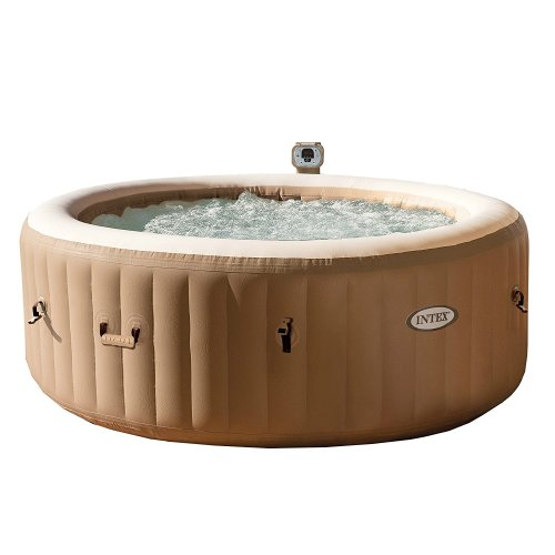 Intex 77in Pure spa portable bubble massage spa set - Inflatable Hot Tub