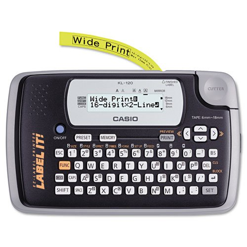 Casio Inc. KL-120L Printing Calculator