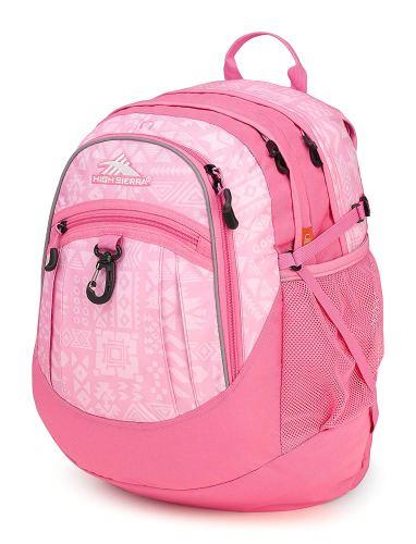 High Sierra Fatboy Backpack - Backpack For High School