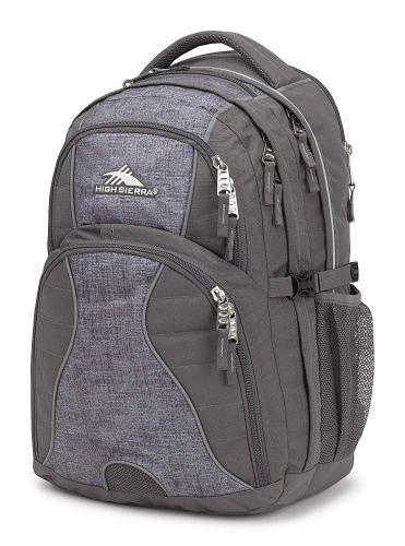 High Sierra Swerve Laptop Backpack5. Linbag Popular Heavy Duty Teens High School Backpack Bookbag for Boys