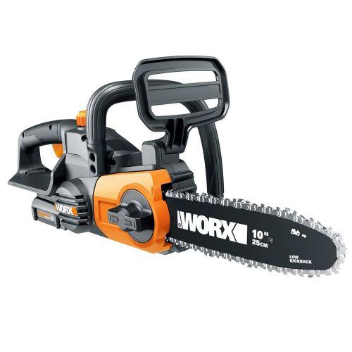 Worx WG322 20V Cordless Chainsaw Tension