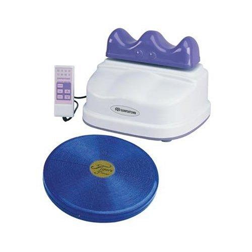 Sunpentown Healthy Swing Machine with Swivel Disc