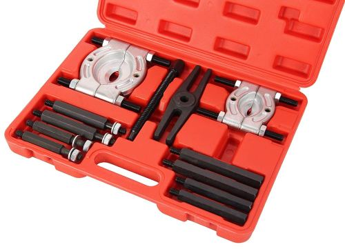 Shankly 5 Ton Capacity Bearing Pullers, Bearing Puller Set and Bearing Separator Kit
