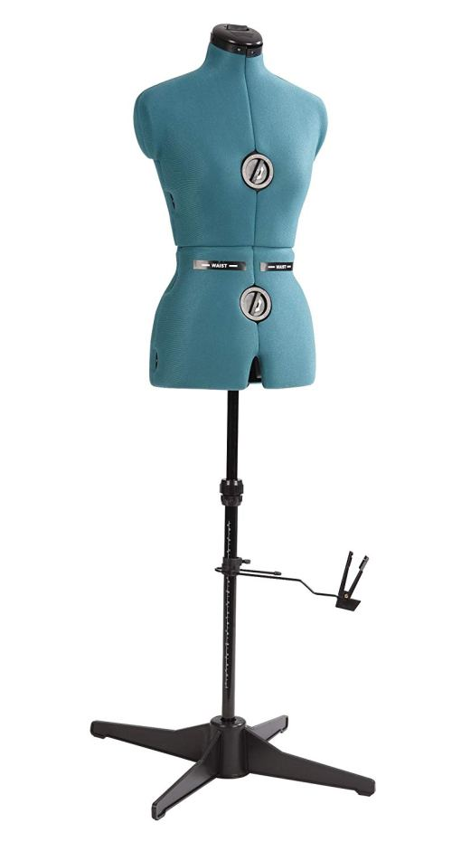Dritz Sew You Dress Form, Small - Adjustable Dress Forms