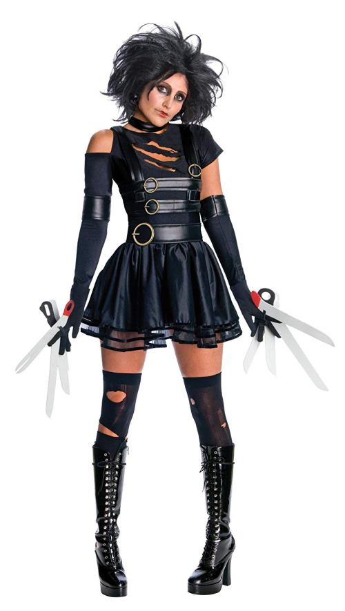 Secret Wishes Edward Scissorhands Sexy Miss Scissorhands Costume