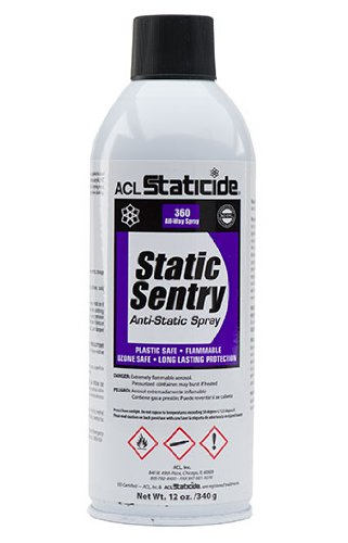 ACL Staticide 2006 Static Sentry, Aerosol, 12 oz