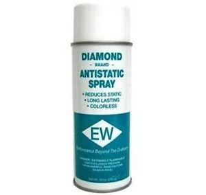 Anti Static Spray Can 10 oz. Industrial Antistatic Spray