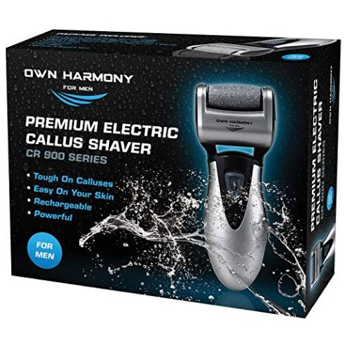 Callus Remover: the Electric Rechargeable Pedicure Tools suitable for Men