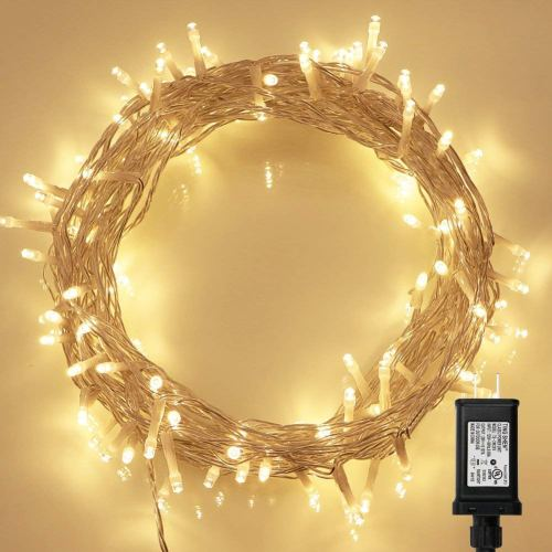 String Lights, LED Indoor Fairy Lights