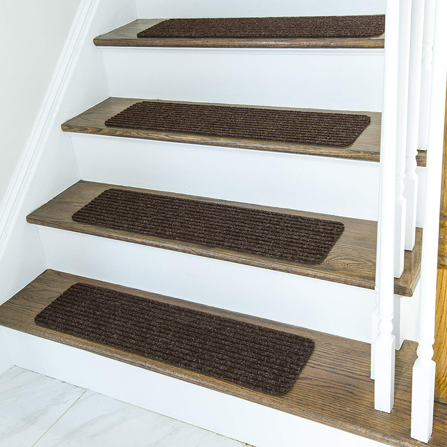Top 10 Carpets For Stairs In 2020 Highly Recommend In 2020 | Ottomanson Softy Stair Treads | Carpet Stair | Softy Carved | Amazon | Softy Collection | Non Slip Stair