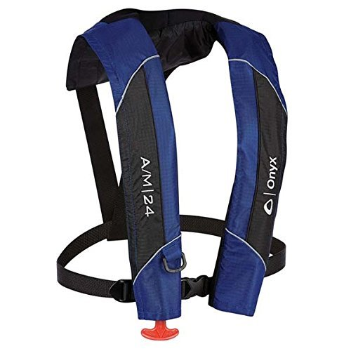 AMRA-132000-500-004-15 * Onyx Outdoors A/M-24 Manual/Automatic Inflatable Life Jacket