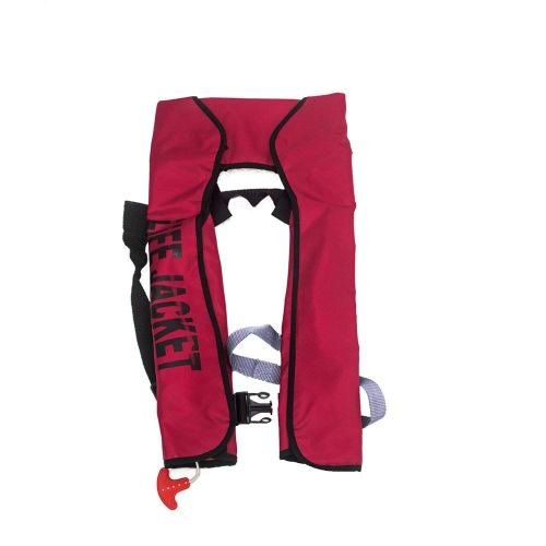 CBSEBIKE Inflatable Life Jacket Life Vest Adult Automatic/Manual