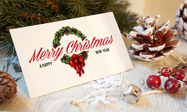Top 10 christmas greeting cards in 2018 highly recommend in 2018 m4hsunfo