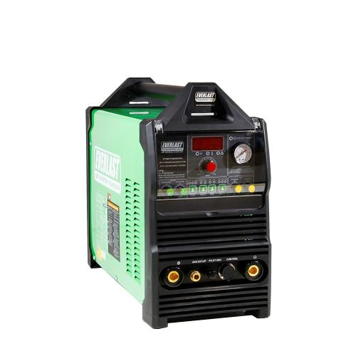 2015 Everlast PowerPro 164 160a Tig Stick Pulse 40a Plasma Cutter 110v/220v Multi Process Welder