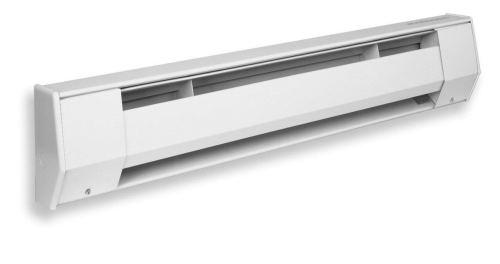 King Electric 2K1205BW K 500-Watt 120-Volt 27-Inch Baseboard Heater