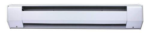 King Electric 3K1207BW K 750-Watt 120-Volt 3-Foot Baseboard Heater