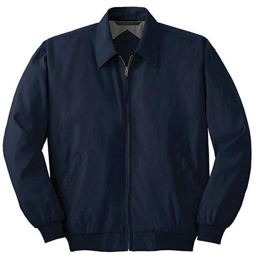 U.S. Polo Assn. Men's Small Logo Golf Jacket
