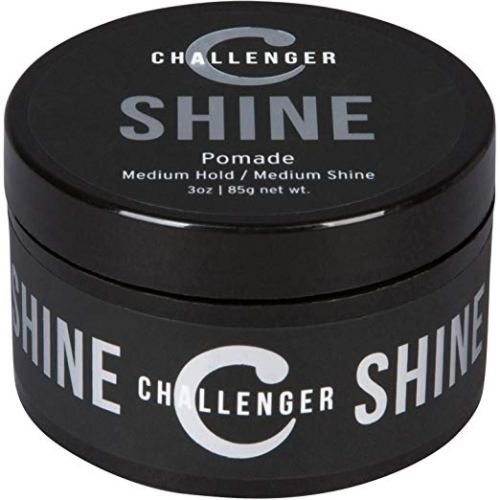 Shine Pomade - Medium Hold by Challenger