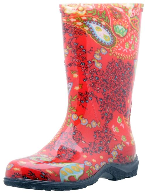 Sloggers Women's Waterproof Rain and Garden Boot