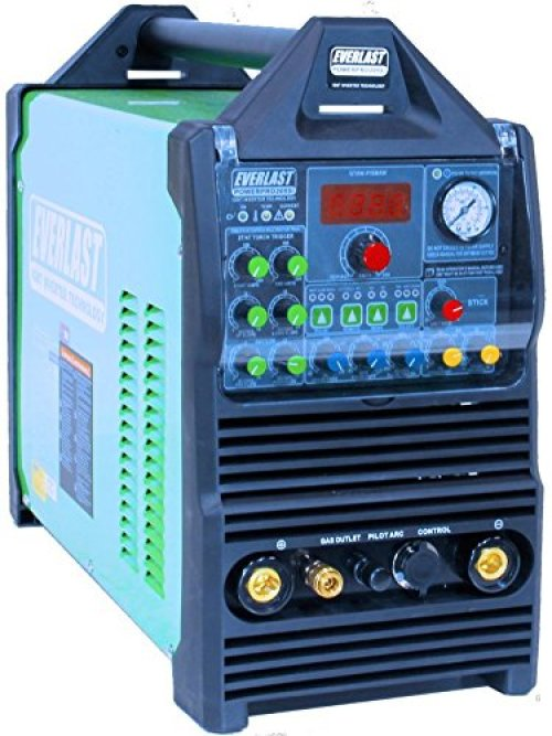 Everlast Power Equipment 2019 Everlast PowerPro 205Si 200a Multi-Process Welder PP205si - Multi-Process Welders