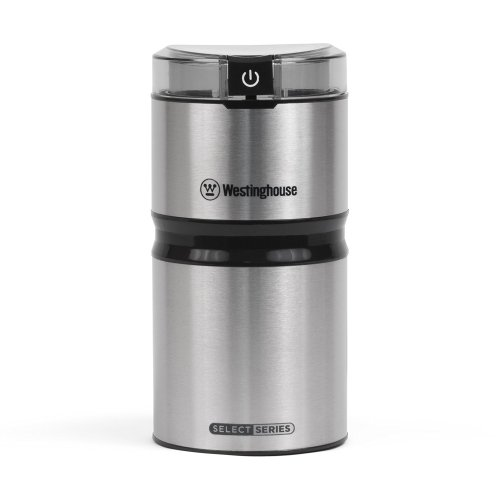 Westinghouse WCG21SSA Select Series Stainless Steel Electric Coffee and Spice Grinder