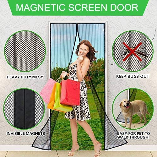 Aoocan Magnetic Screen Door