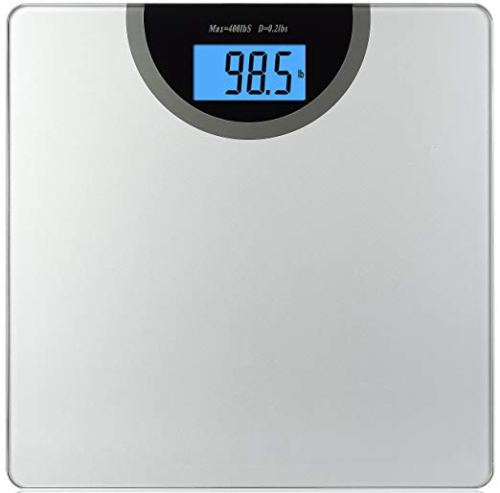 BalanceFrom Digital Body Weight Bathroom Scale
