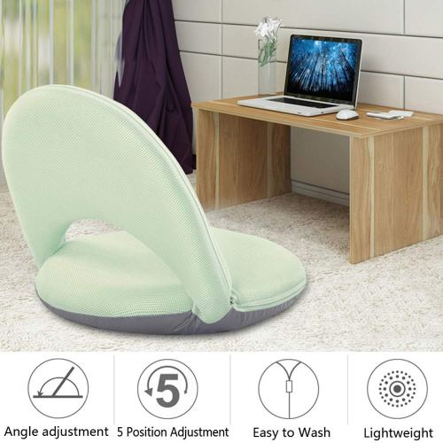Floor Chair Floor Cushion Sofa Lounge Chair Game Chair Adjustable