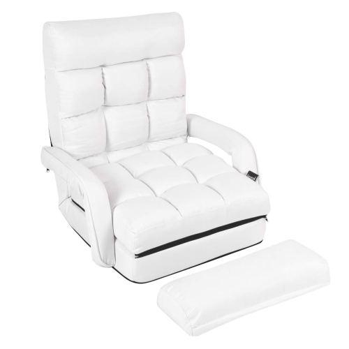 Giantex Folding Lazy Sofa Floor Chair Sofa Lounger Bed