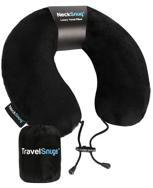 NeckSnug - Luxury Travel Pillow