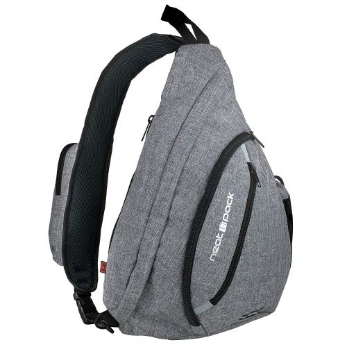 Versatile Canvas Sling Bag/Urban Travel Backpack