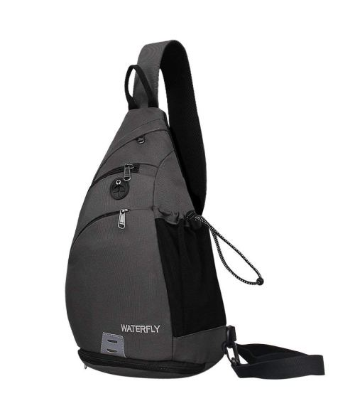WATERFLY Sling Backpack Sling Bag
