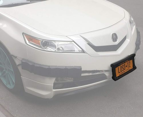 Bumper Thumper Ultimate Complete Coverage Front Bumper Guard Shock Absorbing